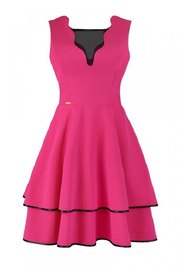 Společenské šaty model 108510 Jersa - 54