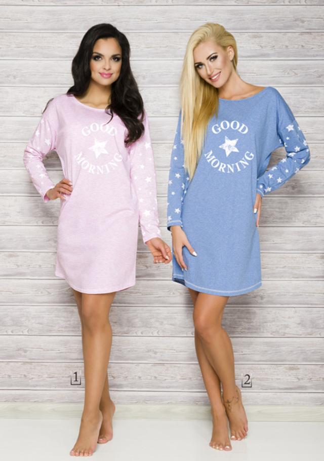 2111 Dámská noční košile NADIA -XL - TARO