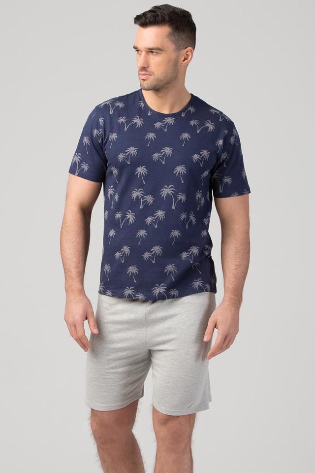 Pánské pyžamo Rossli SAM-PY-109