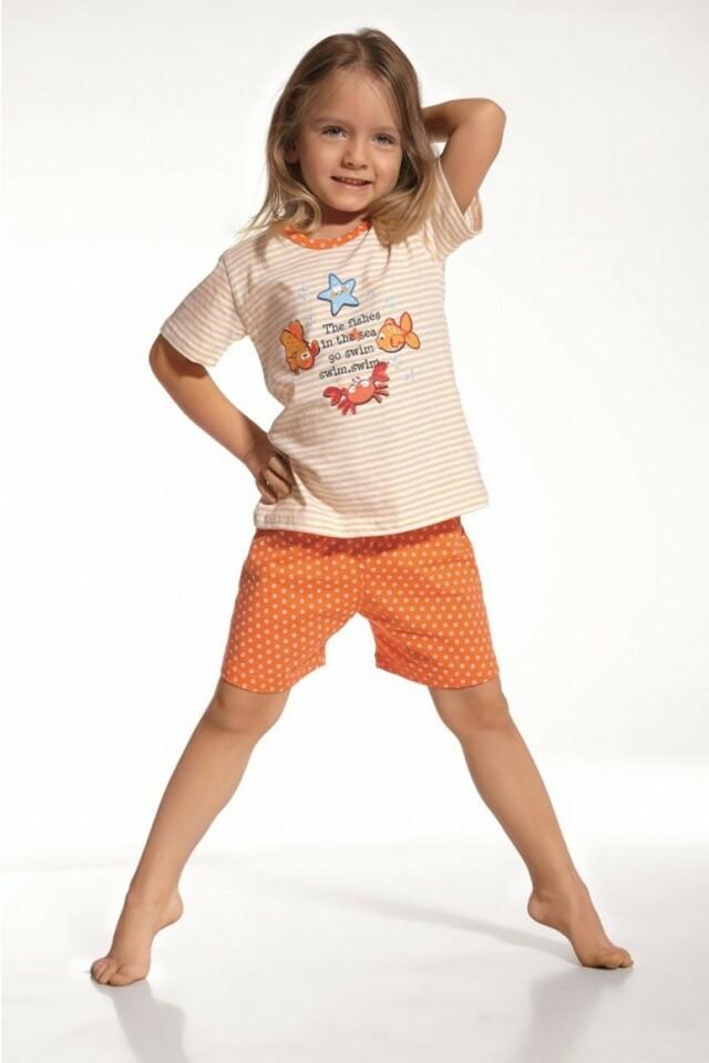 Dívčí pyžamo 787/30