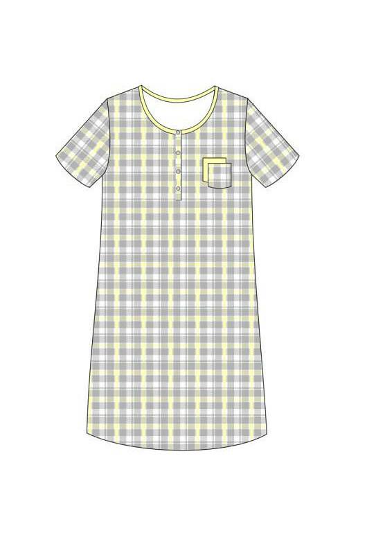 Noční košile Cornette 617/117 Kelly 2