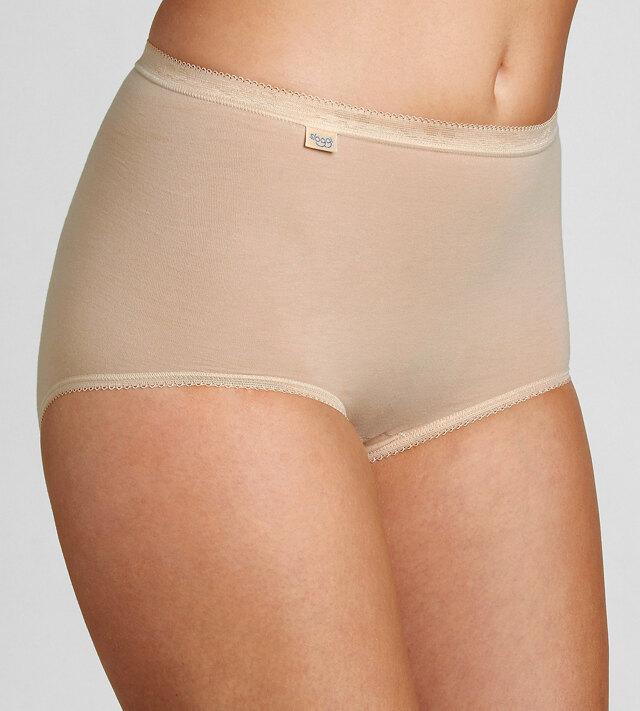 Kalhotky Sloggi Basic+ Maxi 2P tělová 0026 - Triumph - 50 - tělová