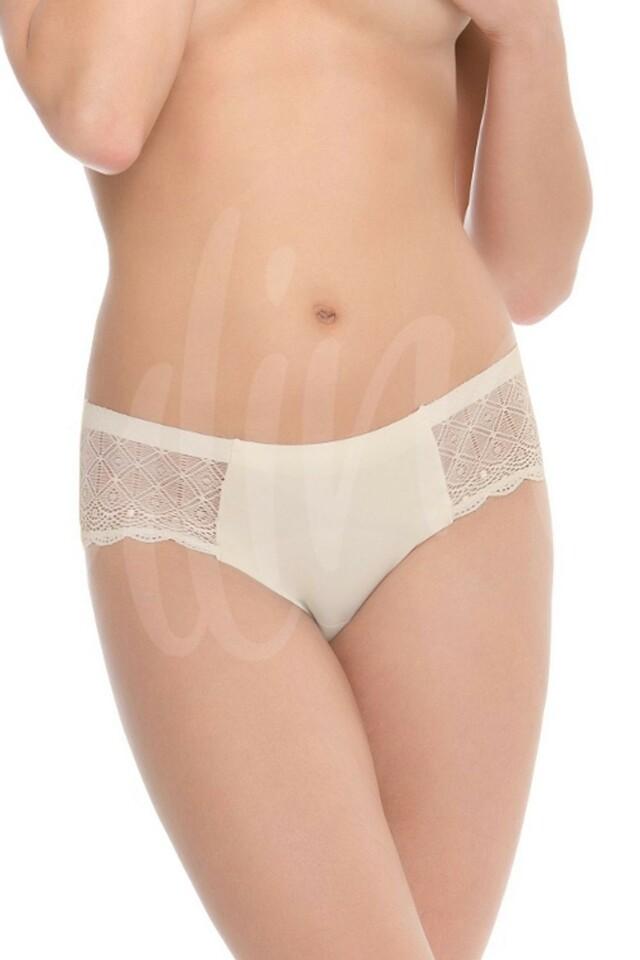 Dámské kalhotky Angel beige - M - béžová