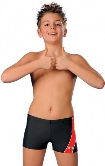 Chlapecké plavkové boxerky Sesto Senso NR BDT 635