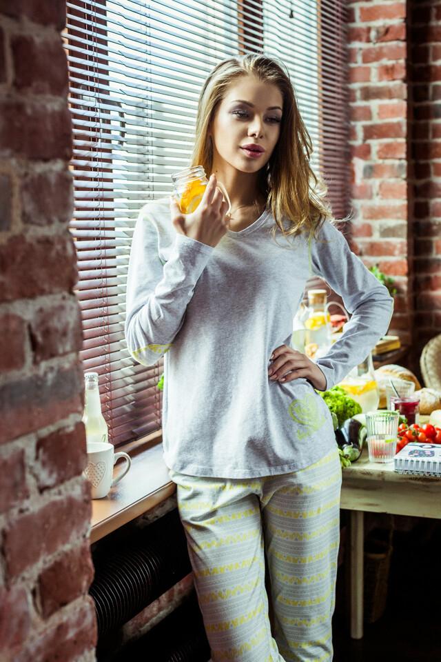 Dámské pyžamo Key LNS 920 B7