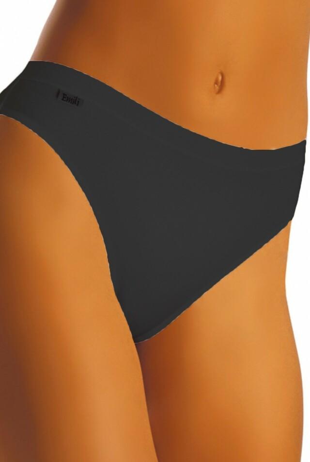 Dámské kalhotky Vanessa black - XL - černá