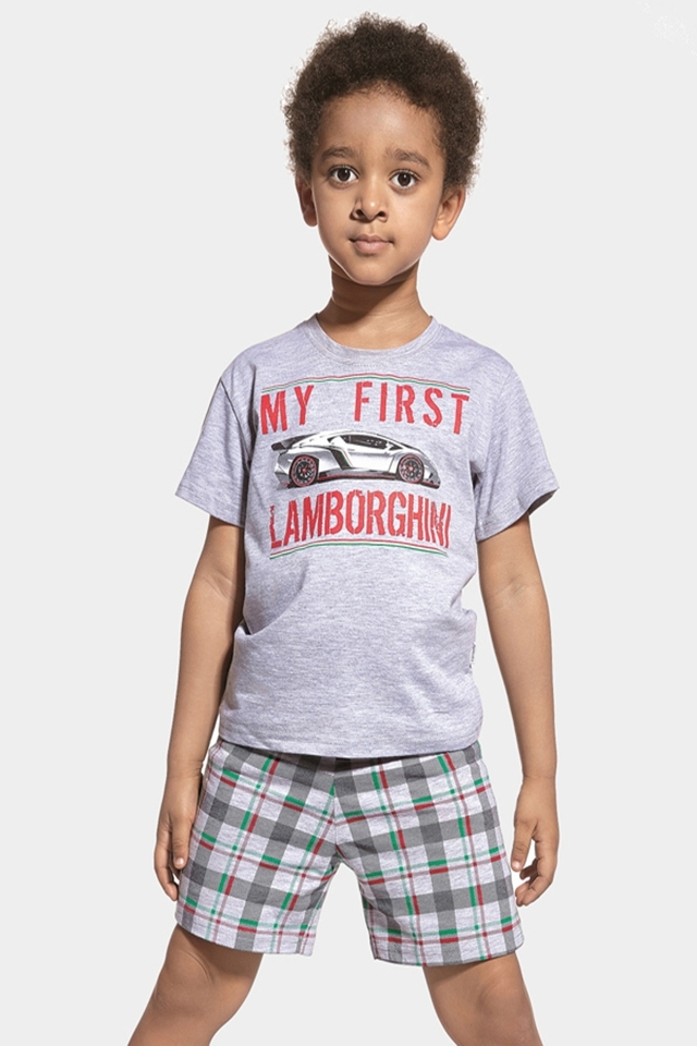 Chlapecké pyžamo 789/33 Lamborghini