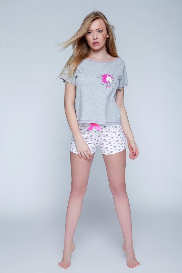 Pyžama model 117605 Sensis - XL