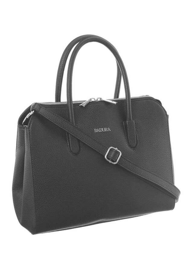 Černá dámská kabelka BADURA - jedna velikost