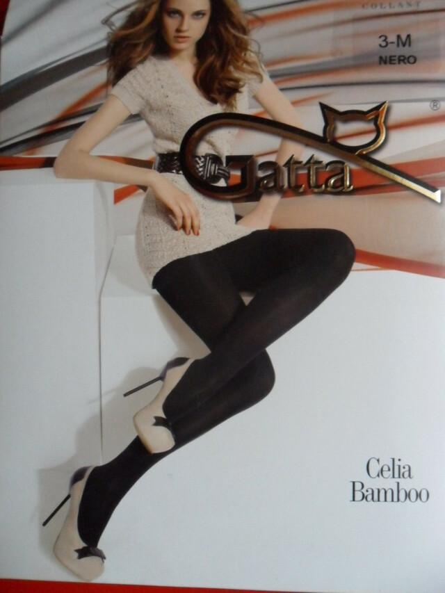 Punčochové kalhoty Gatta Celia Bamboo