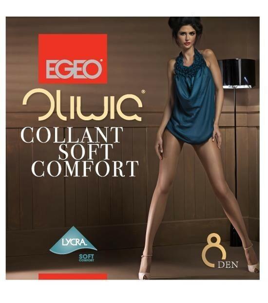 Punčochové kalhoty Oliwia 8 DEN - Egeo