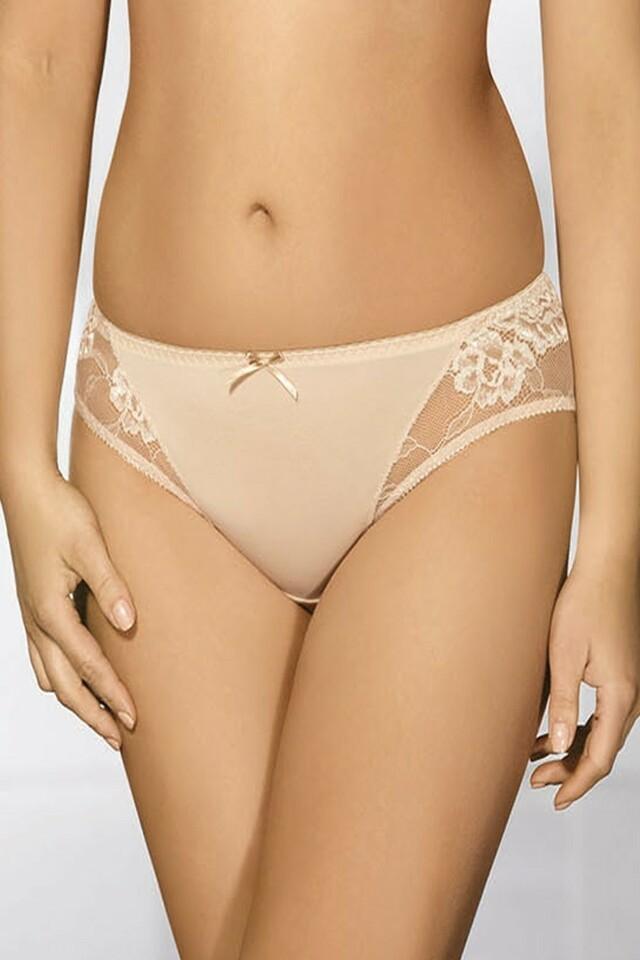 Dámské kalhotky 1262 beige - L - béžová