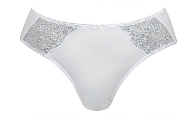 Bokové kalhotky 81316-Felina - 42 - bílá