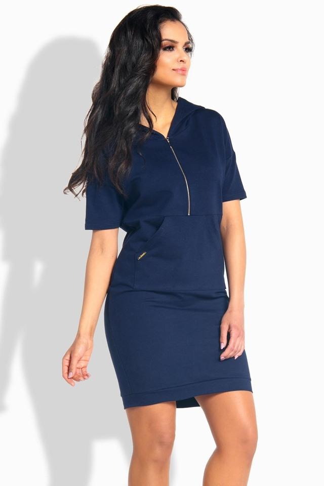 Dámské šaty Lemoniade L190 - M - černá