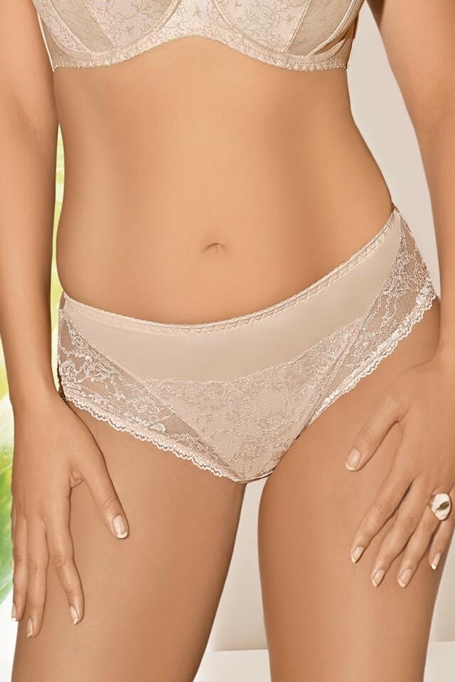 Dámské kalhotky 1130 plus beige - 3 XL - béžová
