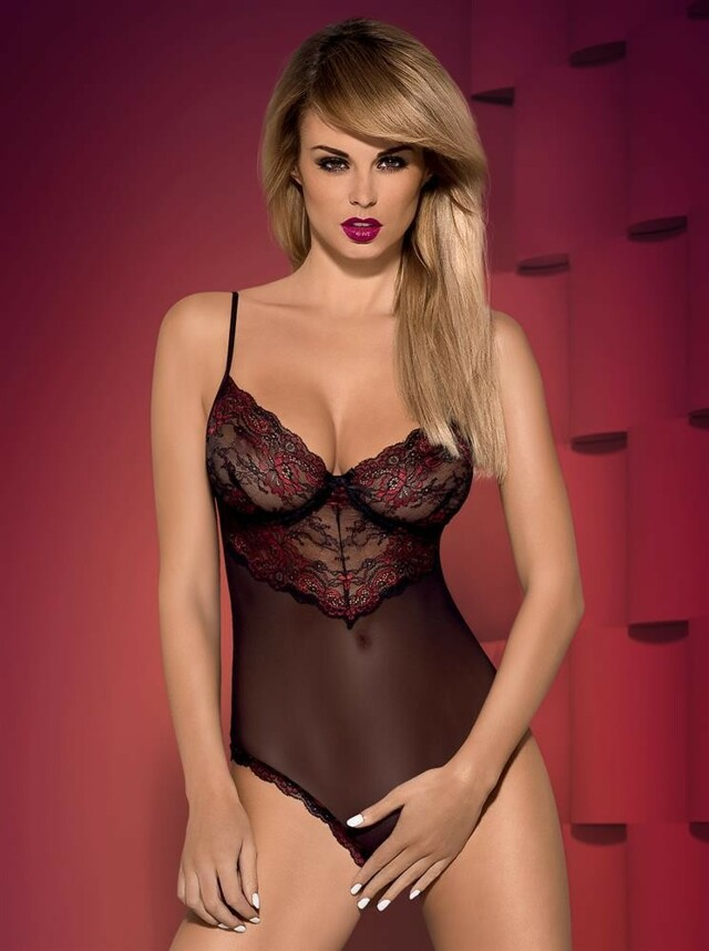 Body Musca teddy - Obsessive