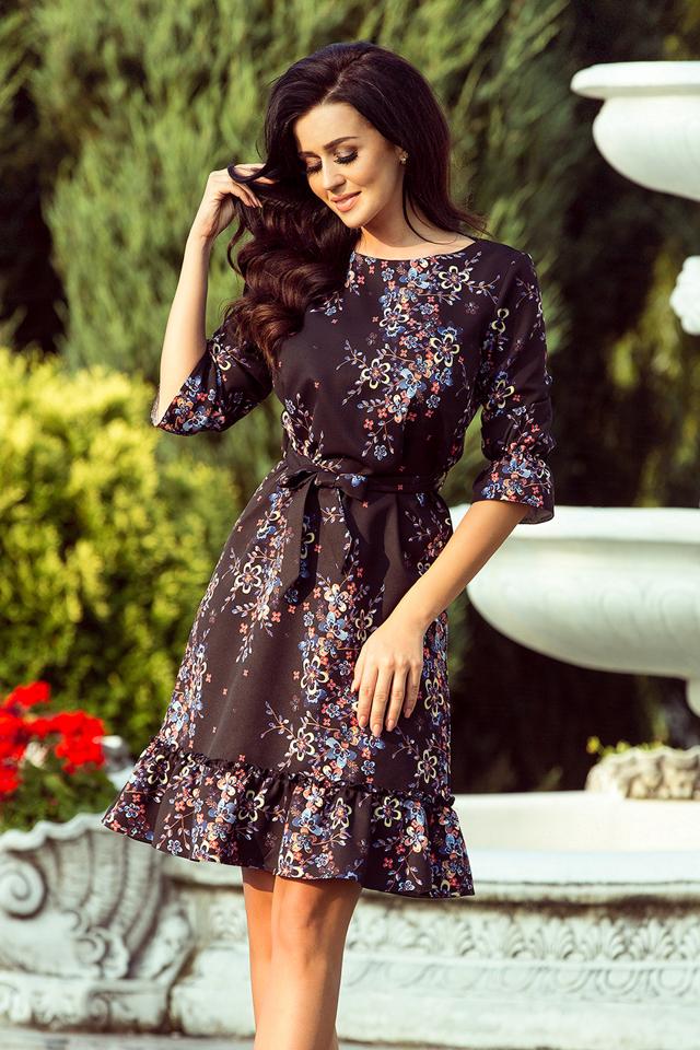 Dámské šaty 193-5 - L - viz foto