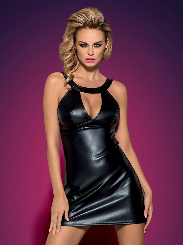 Šaty Darksy dress - Obsessive