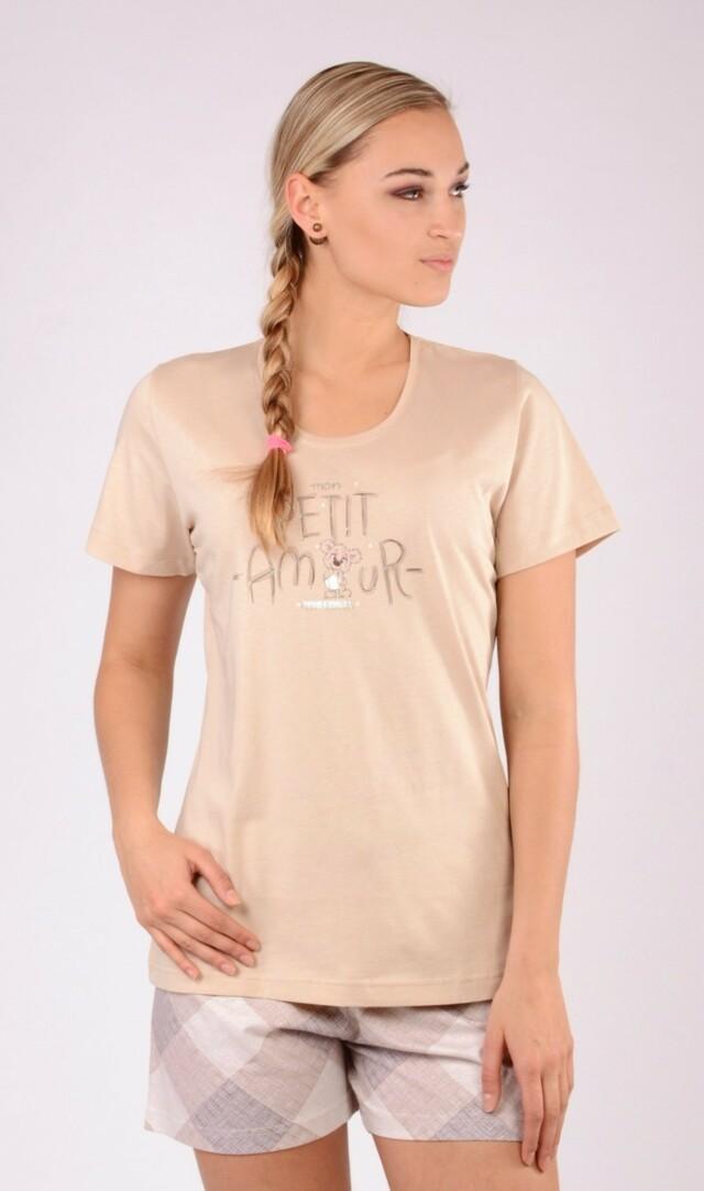 Dámské pyžamo šortky Petit amour