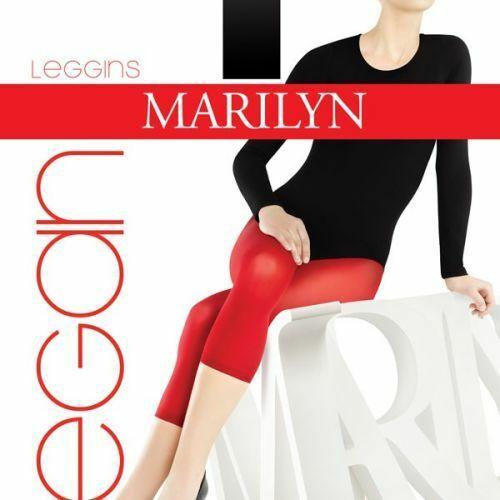 Dámské legíny Megan 60 - Marilyn - 1-2 - šedá