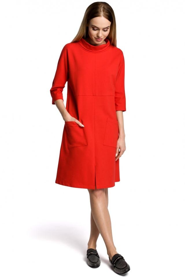 5a84e26c8512 Denní šaty model 112140 Moe