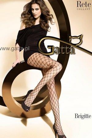 Síťované punčochové kalhoty Gatta Brigitte 03