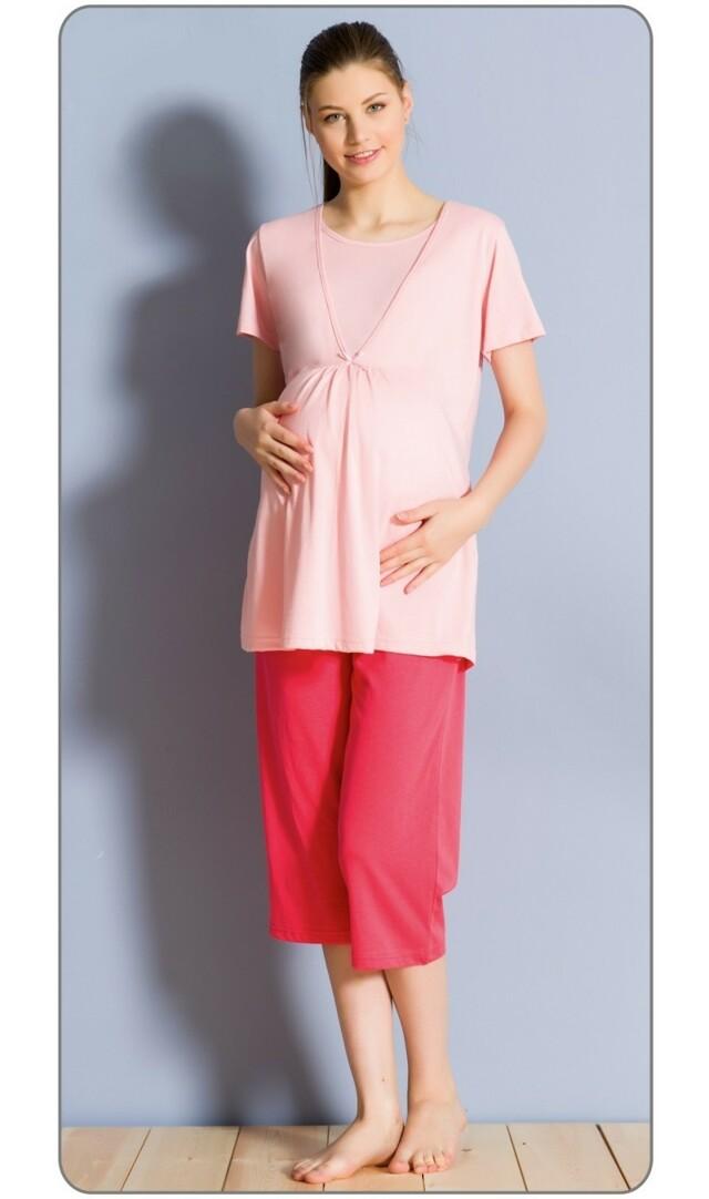 Dámské pyžamo kapri mateřské Marie
