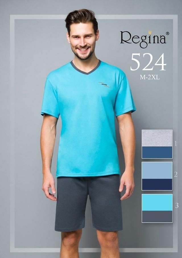 524 Pánské pyžamo - REGINA