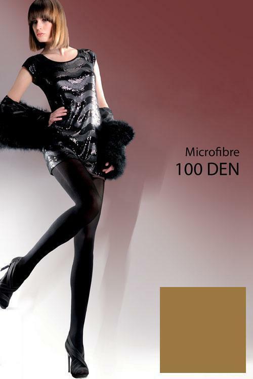 Punčochy Gabriella Microfibre 100 Den Code 124