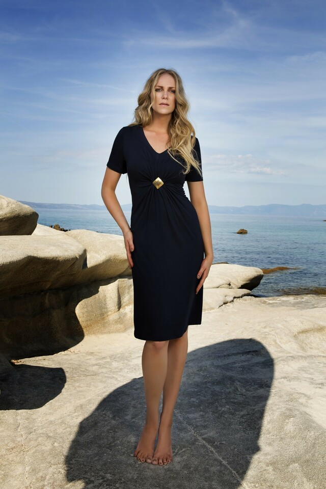 Dámské plážové šaty 6285 - Vamp