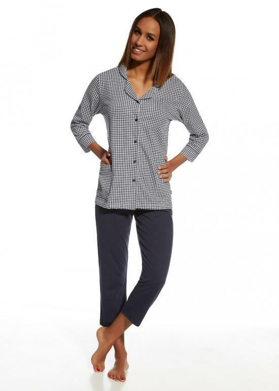 Dámské pyžamo Isabel 603/107 - Cornette