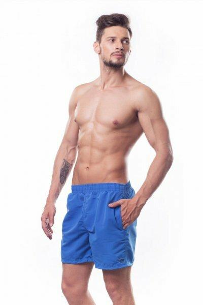 Pánské sportovní šortky B4 - Shepa - XL - modrá