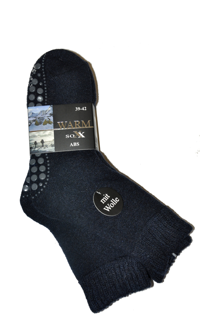 c8cf3475ad7 Pánské ponožky WiK 21463 Warm Sox ABS A 2 - 43-46 - sv