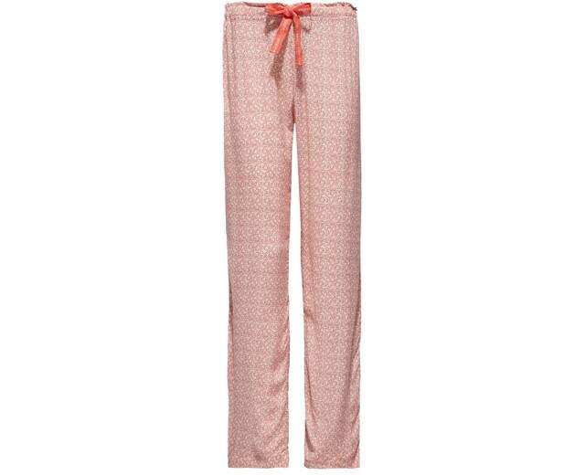 Dámské pyžamové kalhoty S1614E - oranžová - Calvin Klein - M - oranžová