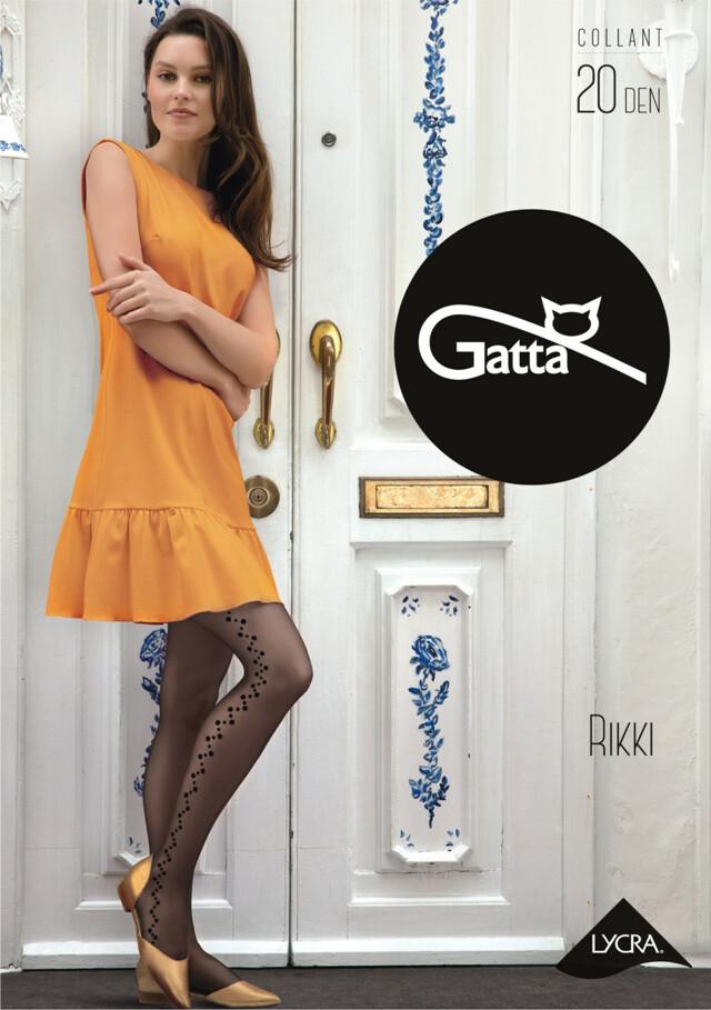Punčochové kalhoty Gatta Rikki nr 04 20 den