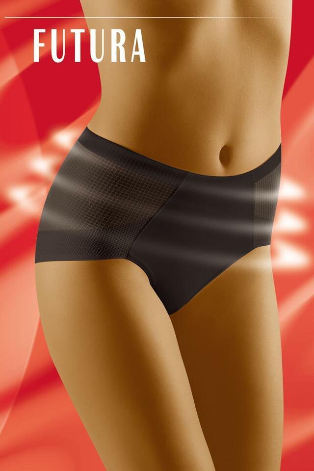 Tvarující kalhotky Wol-Bar Futura - XL - bílá