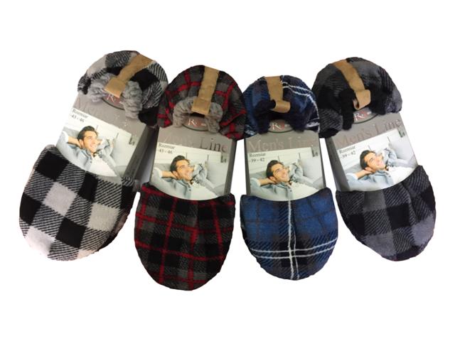 Pánské papuče s kožíškem 692808 - 43 - 46 87322c4a3b
