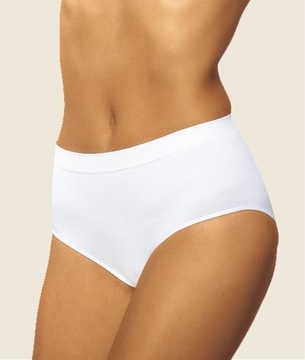 Stahovací kalhotky 50022 - Plié - S - bílá