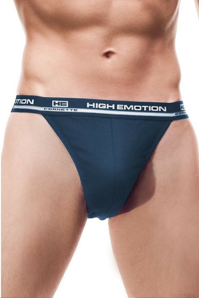Pánská tanga High emotion jeans