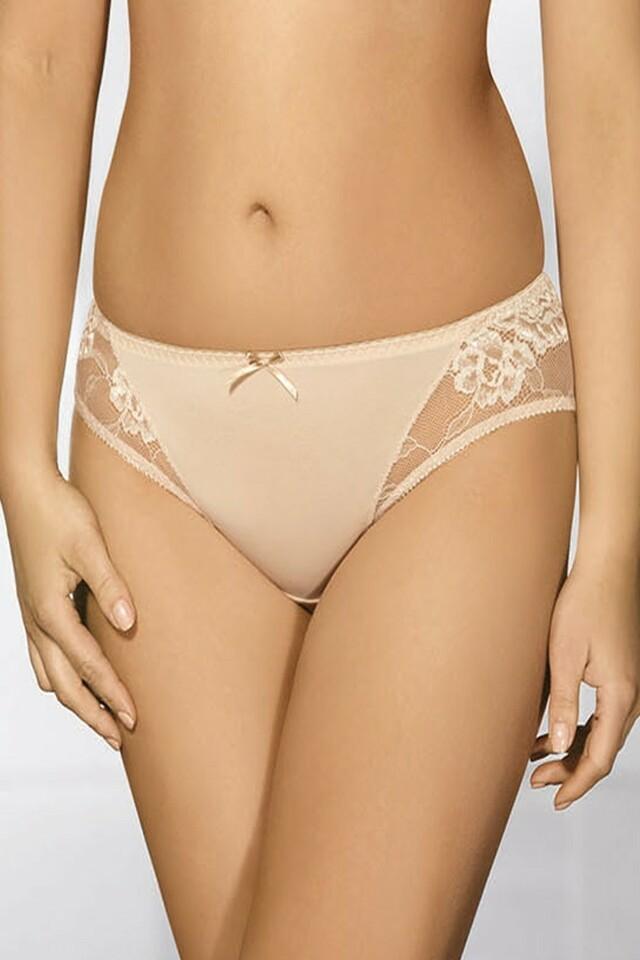 Dámské kalhotky 1262 beige - S - béžová