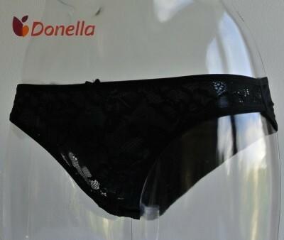 Dámské kalhotky Gabriela - černá L