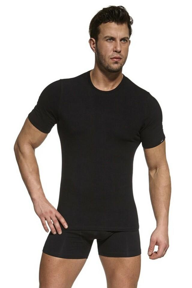 Pánské tričko Authentic 201 new black