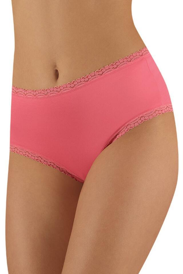 Kalhotky Italian Fashion Kamila maxi - L - růžová