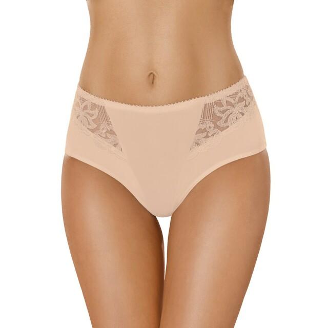 Dámské kalhotky 070 beige - XL - béžová