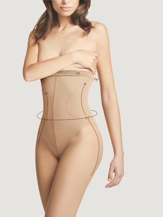 Dámské punčocháče Body Care High Waist Bikini 5114 20 den - Fiore