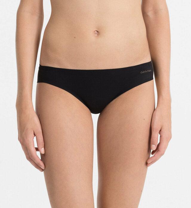 Kalhotky F3843E černá - Calvin Klein - M - černá