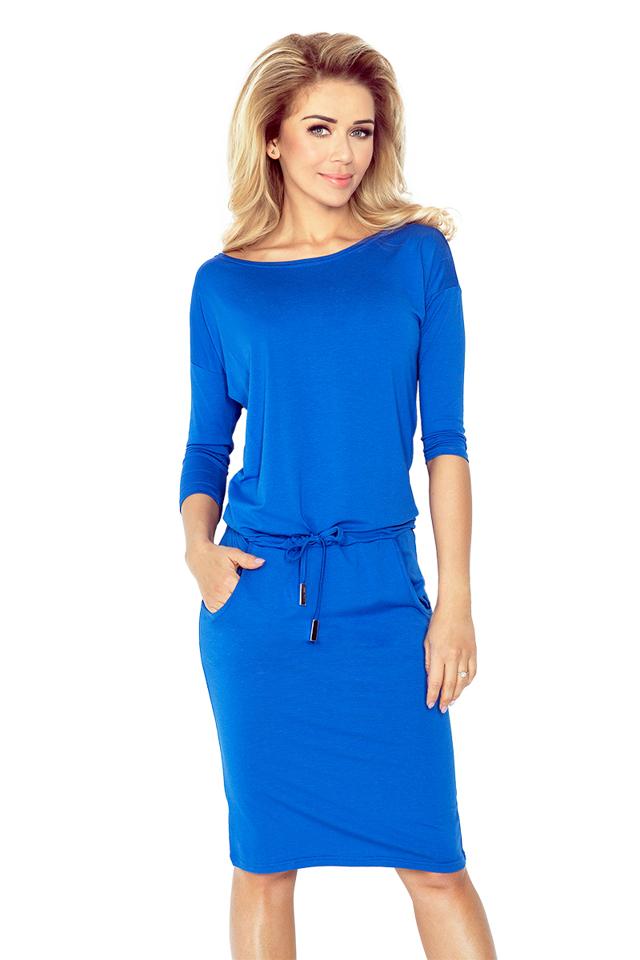 Modré sportovní šaty 13-16 0 - S
