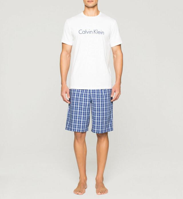 Pánské pyžamo NM1384E - Calvin Klein
