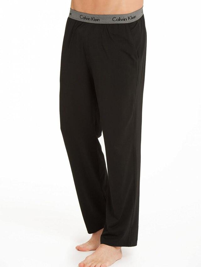 Pánské pyžamo/kalhoty NM1073A - černá - Calvin Klein - XL - černá
