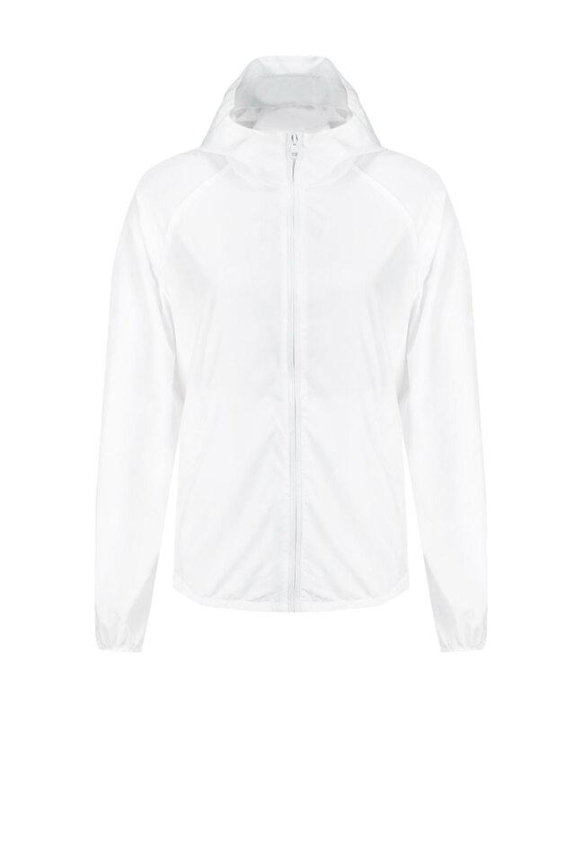 Dámská bunda KW0KW00368-100 bílá - Calvin Klein - S - bílá